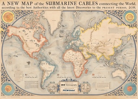 In our Wi-Fi world, the internet still depends on undersea cables | Urban Places | Scoop.it