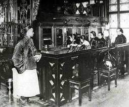San Francisco's Chinese Telephone Co. - 1901 | Chinese American history | Scoop.it