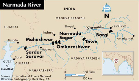 India�s Greatest Planned Environmental Disaster: The Narmada Valley Dam Projects | South Asia Mini Unit | Scoop.it