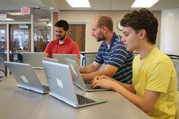 Schools boost broadband to meet demand | digital divide information | Scoop.it