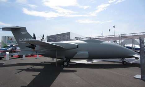 Italian Air Force to Buy 10 HammerHeads | UAS VISION | Aerospace | Scoop.it
