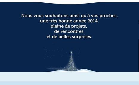Meilleurs voeux - Création de site web Montpellier - ipt34 | Création de site internet Montpellier | Scoop.it