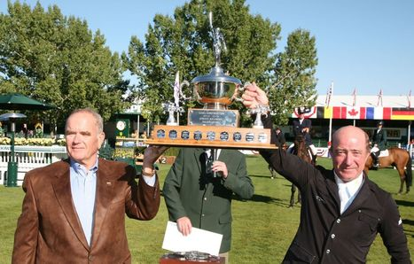 Whitaker wins at Spruce Meadows   Red Horse News   Scoop.it
