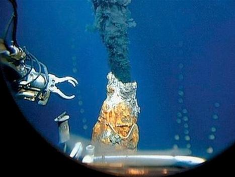 Is the next mining boom on the ocean floor? | In Deep Water | Scoop.it