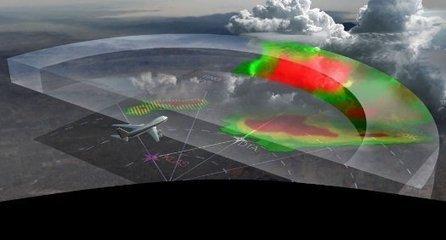 Honeywell IntuVue 3-D boost for pilots | Air Traffic Management | Air ... | Aeronautics | Scoop.it