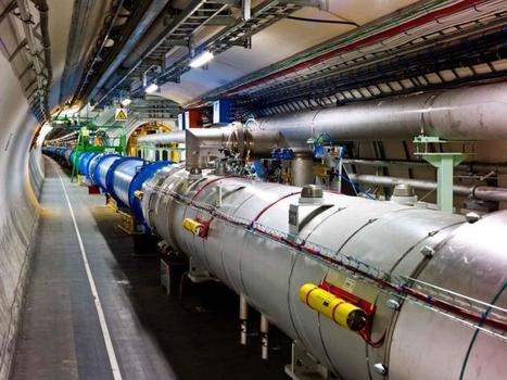 Bigger crashes promised: CERN's Large Hadron Collider gears up for run 2 | Amazing Science | Scoop.it