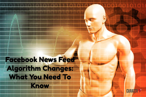 What the New Facebook Algorithm Means For Publishers | The Perfect Storm Team | Scoop.it