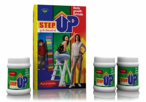 Step up body growth, step up height increase | Sandhi sudha plus oil | Scoop.it