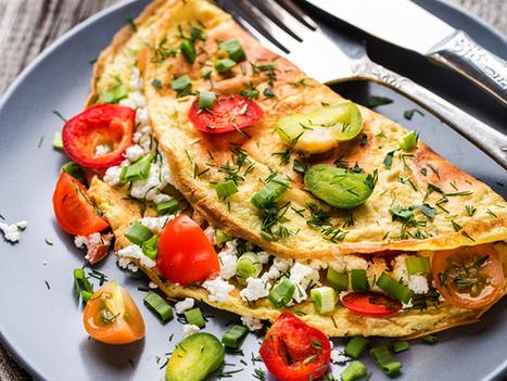 Easy Chicken Omelette Recipe For Breakfast | Indian Food Recipes | Scoop.it
