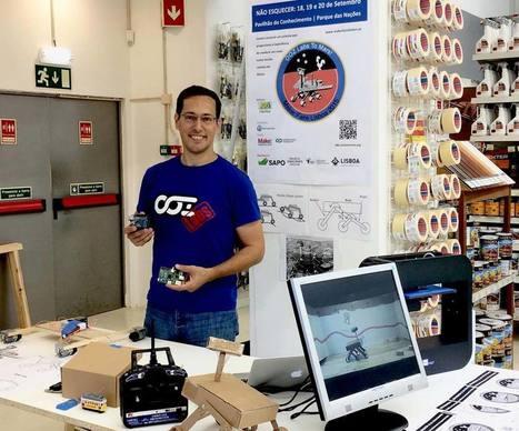 OOZ Labs 2 Mars na Lisbon Maker Faire | Heron | Scoop.it