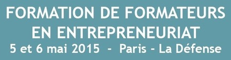 Formation de formateurs en entrepreneuriat | S-eL : semaine e-learning | Scoop.it