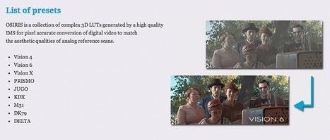 OSIRIS Makes Video Look Like Film | VashiVisuals Blog | canon filming | Scoop.it