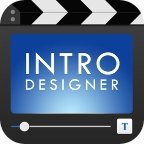 Intro Designer for iMovie | iPad use for aac and language learning | Scoop.it
