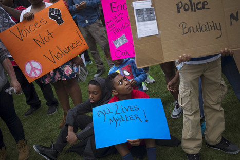 US police brutality: 'Flashback to Baltimore 1960s' | Global politics | Scoop.it
