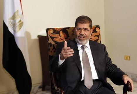 Mursi says ties between Egypt, India will be of great value   Égypt-actus   Scoop.it