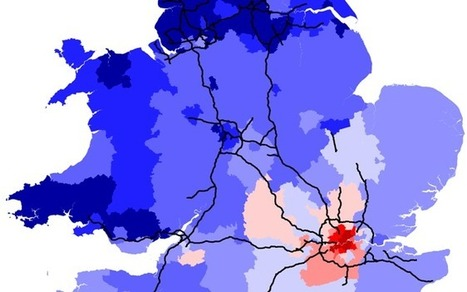 House price heatmap: it's still winter in the regions - Telegraph | UK | Scoop.it