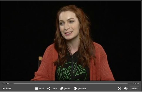 Felicia Day Shares Secrets of Successful Web Video | Transmedia: Storytelling for the Digital Age | Scoop.it