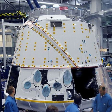 Cool Pics: SpaceX's Dragon in Prep for First ISS Flight at Parabolic Arc | Planets, Stars, rockets and Space | Scoop.it