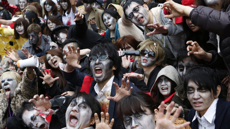 Zombies once destroyed Japan's economy—now they're infecting China's | Asia | Scoop.it