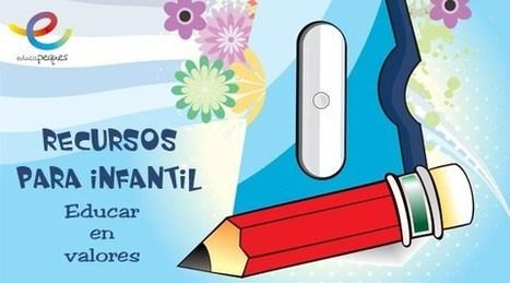 Recursos para infantil: Educación en valores | Recull diari | Scoop.it