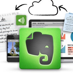 Evernote: A Must-Have App for the iPhone and iPad [iOS] | iPads in the Elementary Library | Scoop.it