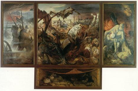 Otto Dix e il trittico della guerra: Il tormento di un artista | Capire l'arte | Scoop.it