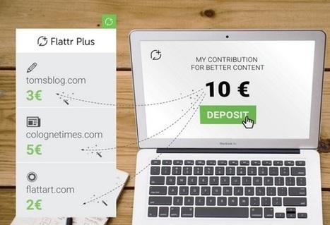 AdBlock Plus crée Flattr Plus pour payer les éditeurs de contenu | Référencement internet | Scoop.it