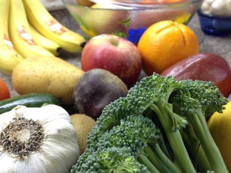 The health benefits of popular foods | zestful living | Scoop.it