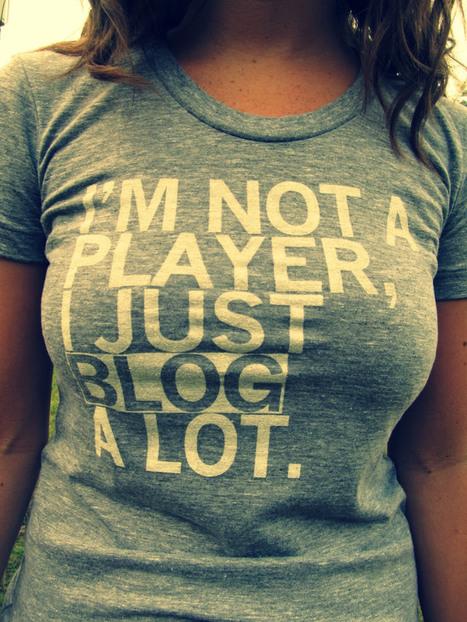 Un blog de plus!   Watching Girl   Scoop.it