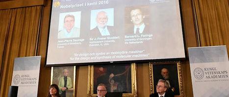 Le prix Nobel de chimie revient au Français Jean-Pierre Sauvage   ça m intéresse !   Scoop.it