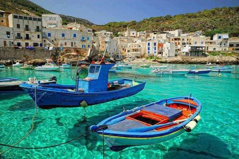 Italian Islands - Levanzo, Sicily | CasaVersa ~ Never feel like a tourist again | Scoop.it