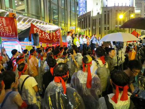 [Hong Kong] Injunction over dockers' sit-in delayed | Asian Labour Update | Scoop.it