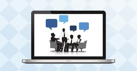 3 Ways to Make Sure Your Next Virtual Meeting Runs Smoothly | Working With Social Media Tools & Mobile | Scoop.it