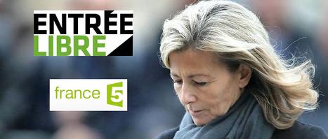 France 5, la nouvelle vie de Claire Chazal après TF1 | DocPresseESJ | Scoop.it