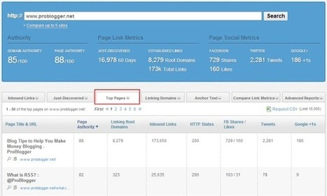 How To Plan Blog Posts Better And Get The Traffic You Deserve | Marketing | Scoop.it