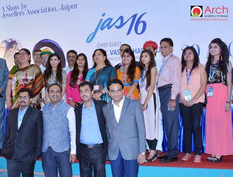 Arch shines at JAS 2016 ! | Fashion Designing Courses | Scoop.it