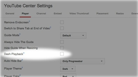 Preload Entire YouTube Videos By Disabling Dash Playback | contentcurator tools | Scoop.it