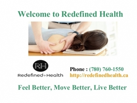 Chiropractic Community Shares Top 9 Tips For Treating Soft Tissue Injuries | Edmonton Chiropractors - Redefined Health | Scoop.it