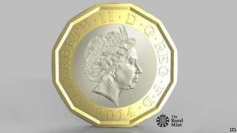 Design contest opens for new £1 coin | Architecture and Architectural Jobs | Scoop.it