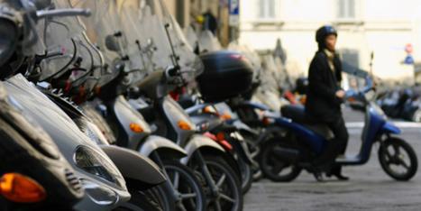 Le stationnement payant pour moto et scooter à Paris, c'est pour ... - Terrafemina | Moto Emotion... | Scoop.it