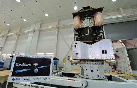 TASS: Science & Space - Europe helps Russia get banned US electronics for ExoMars project | More Commercial Space News | Scoop.it