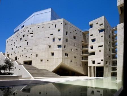 [Beirut, Lebanon] USJ Campus de L'Innovation et du Sport / 109 Architects with Youssef Tohmé   The Architecture of the City   Scoop.it