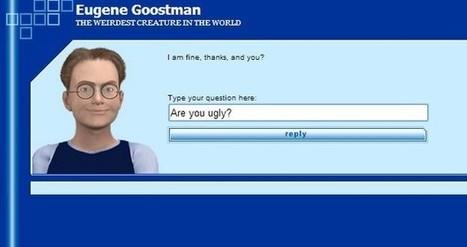 Chi è Eugene Goostman? La macchina che pensa come l'uomo | Beezer | Beezer | Scoop.it