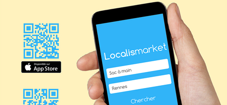 Rennes: des commerçants à la page (web) grâce à LocalisMarket   Commerçant & Tech   Scoop.it