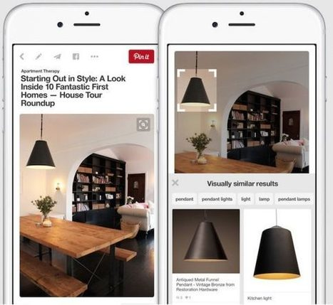 Visual Search for Ecommerce Going Mainstream | PInterests | Scoop.it
