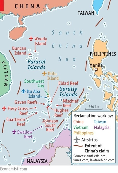 Balikatan - Standing shoulder-to-wary-shoulder in the South China Sea | AP HUMAN GEOGRAPHY DIGITAL  STUDY: MIKE BUSARELLO | Scoop.it
