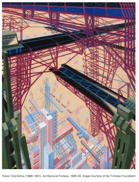 The Historical Trajectory of SOVIET Architecture, in Drawings | retail and design | Scoop.it