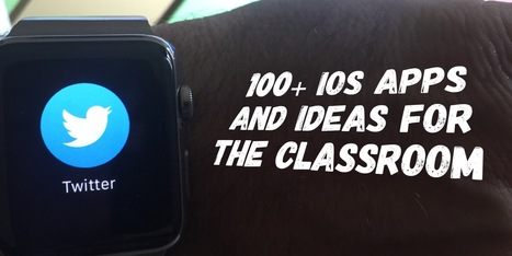 100+ iOS Apps and ideas for the classroom | iPads in High School | Scoop.it