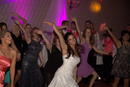 Hire Service Pros - Let the DJ Rock Your Wedding Swiping Down the Feet of Guests | Hire Service Pros | Scoop.it