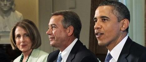 Pelosi urges Obama to sidestep Congress, use 14th Amendment to raise debt ceiling | 14th Amendment (Gabby Montanez) | Scoop.it